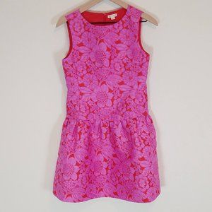 Crewcuts 14 Dress Formal Red Purple Lace Holiday